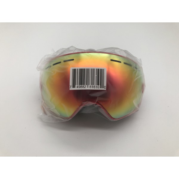 34735d9936ef33 WLZP Ski Goggles, Anti-fog UV Protection Winter Snow Sports Snowboard  Goggles with Interchangeable Spherical Dual Lens for Men Women & Youth ...